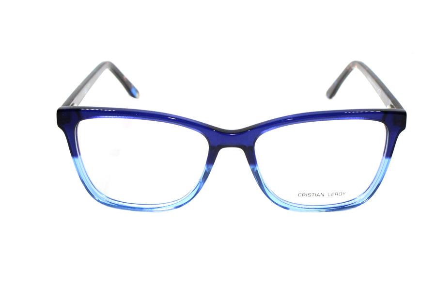 CRISTIAN LEROY - MANAMA blu maculato