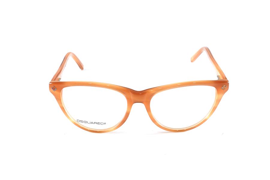 DSQUARED - DQ5108 marrone striato chiaro