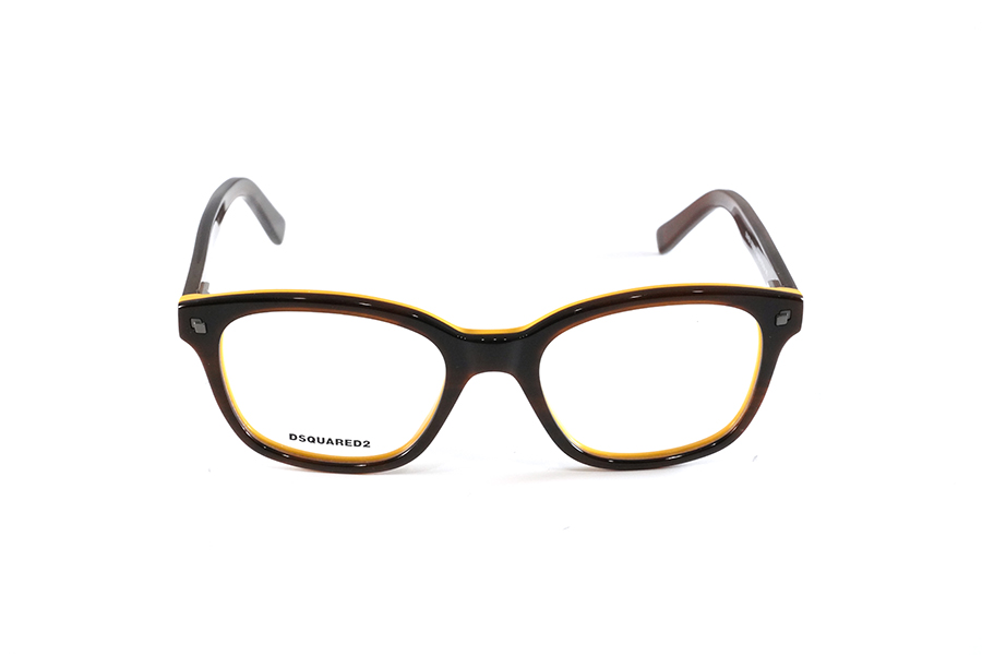 DSQUARED - DQ5175 marrone