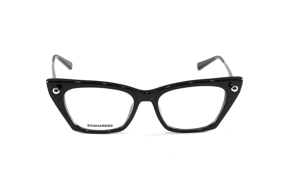 DSQUARED - DQ5245 nero