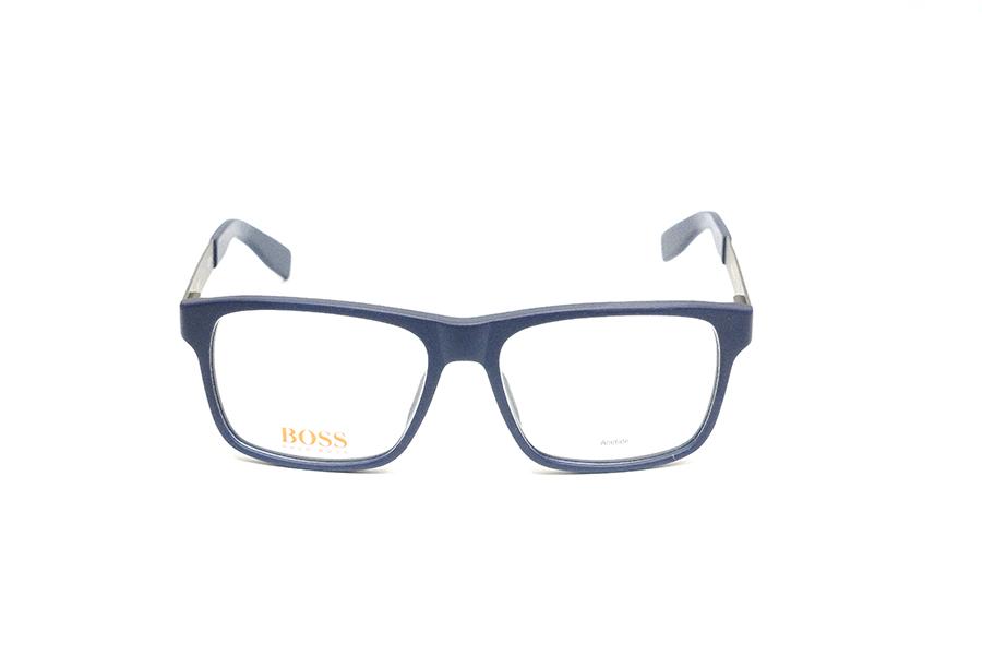 HUGO BOSS - BO 0203 blue satinato