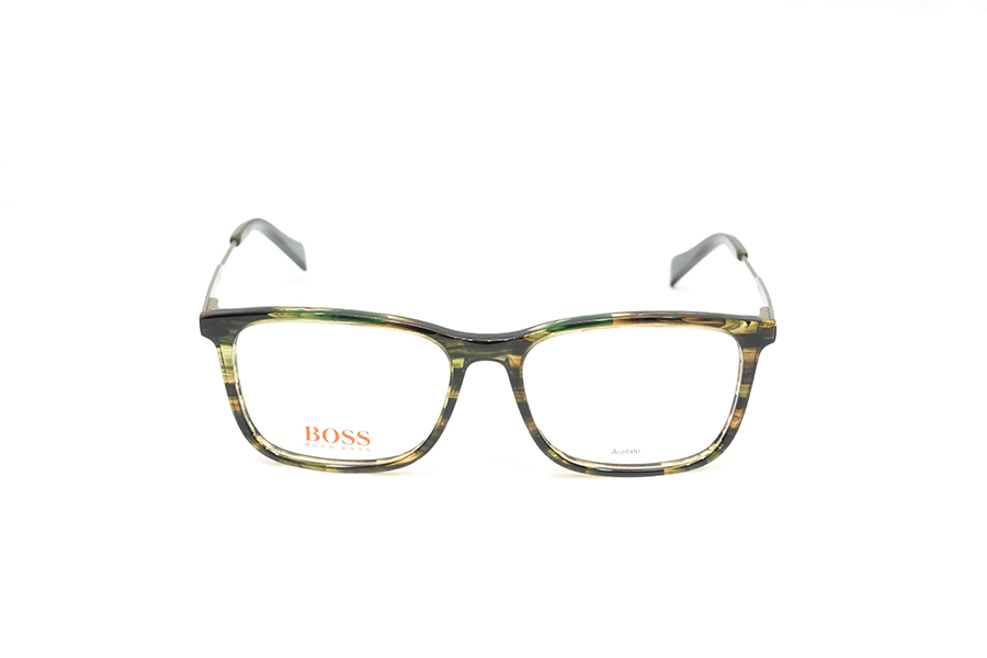 HUGO BOSS - BO 0307 verde striato