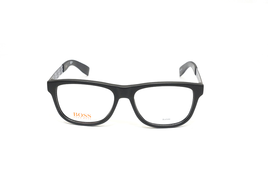 HUGO BOSS - BO 0271 NERO SATINATO