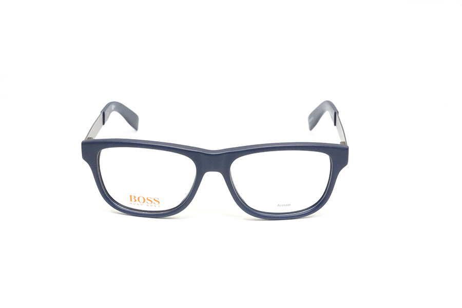 HUGO BOSS - BO 0271 BLU SATINATO
