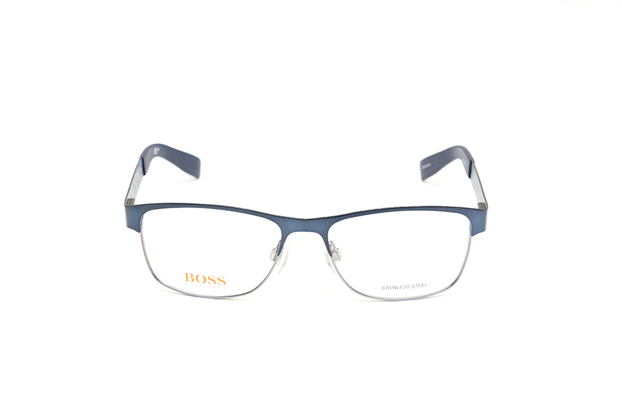 HUGO BOSS - BO 0272 blue metallico