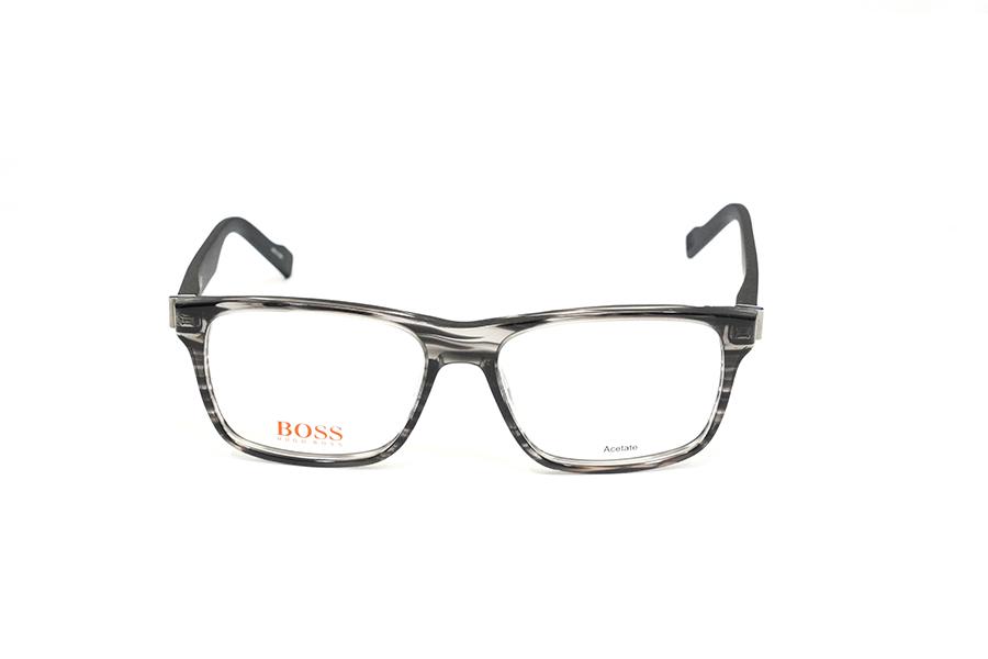 HUGO BOSS - BO 0146 grigio striato