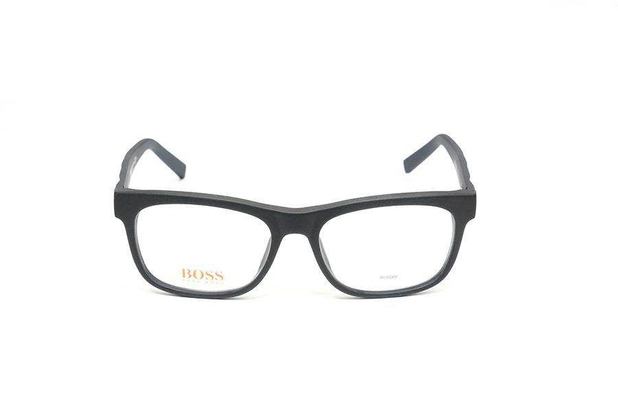 HUGO BOSS - BO 0235 nero satinato