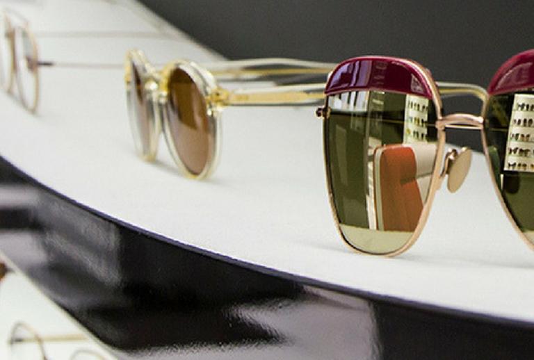 Da Lama Sole Optical Vista Occhiali E Firmati qdzxX5wa