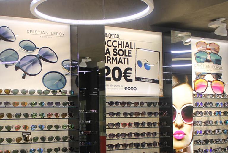 Occhiali da sole e da vista firmati | LAMA Optical