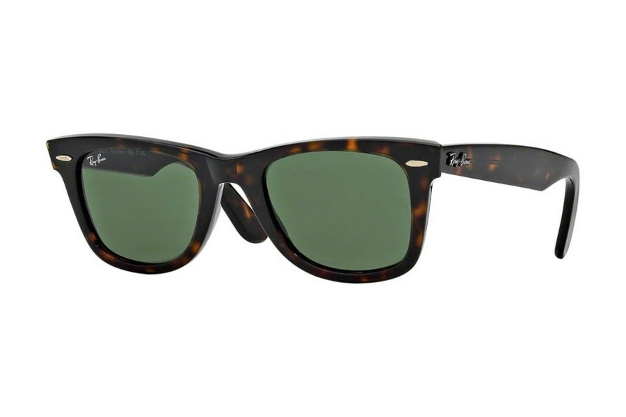 occhiali da sole ray ban wayfarer tartarugati