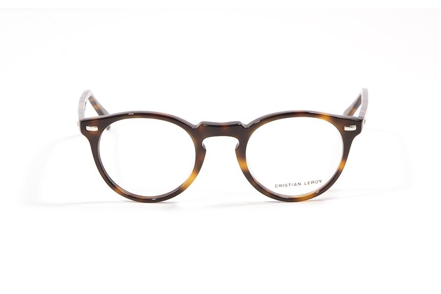 Cristian leroy santa monica occhiale da vista colore for Occhiali in titanio da vista