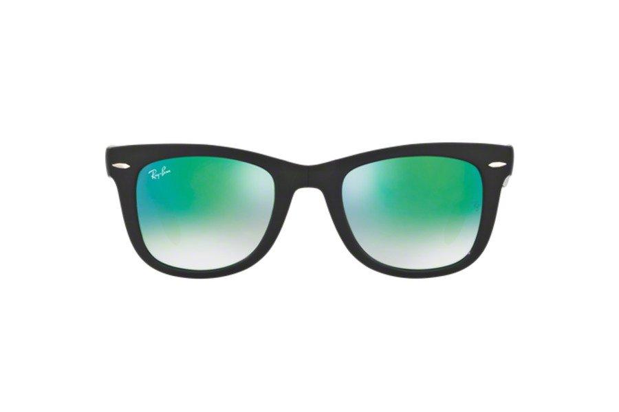 ray ban wayfarer lente verde