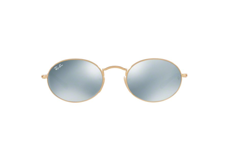 Occhiale OVAL FLAT LENSES - MOD. 3547N