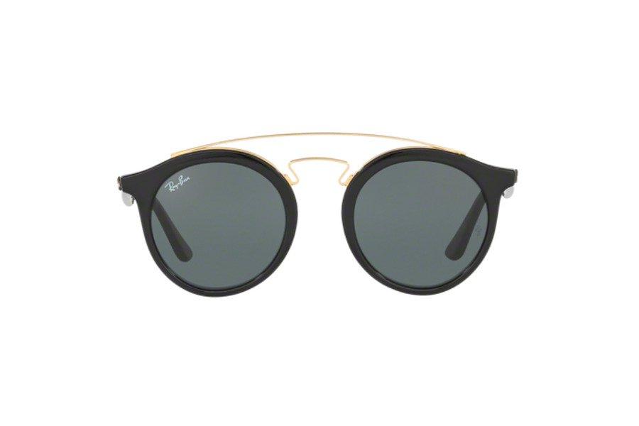 occhiali ray ban da sole neri