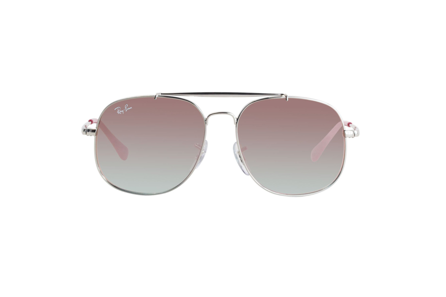 RAY BAN JUNIOR - MOD. 9561S ARGENTO