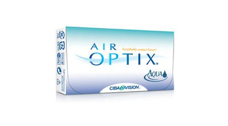 Lenti AIR OPTIX AQUA 3(3 LENTI)