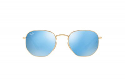 RAY BAN HEXAGONAL FLAT LENSES - MOD. 3548N