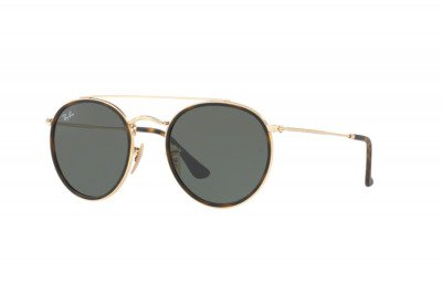 RAY BAN ROUND DOUBLE - MOD. 3647N