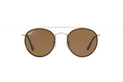 RAY BAN SUN ROUND DOUBLE - MOD. 3647N