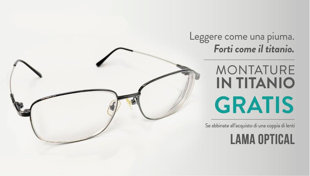 09fc1ce001 Promozioni occhiali da sole,vista e lenti a contatto | LAMA Optical