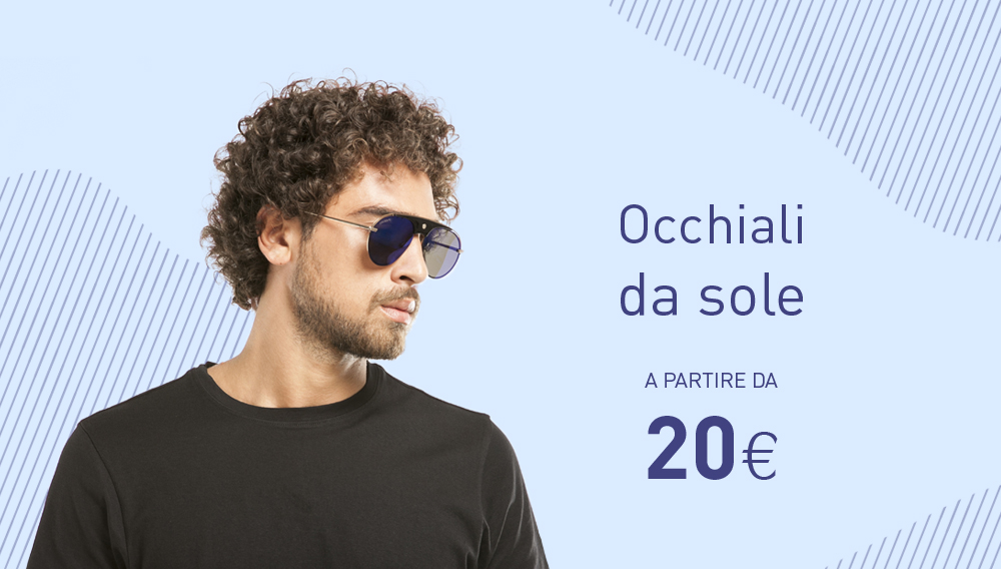 nuovo stile 011a8 8fb24 Promozioni occhiali da sole,vista e lenti a contatto   LAMA ...