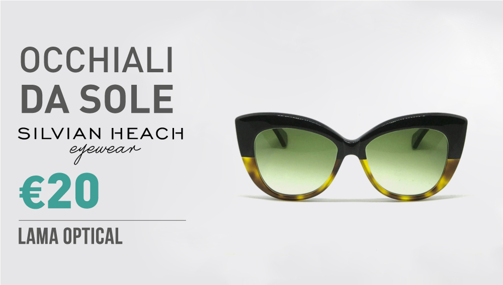nuovo stile 443b5 736e6 Promozioni occhiali da sole,vista e lenti a contatto | LAMA ...